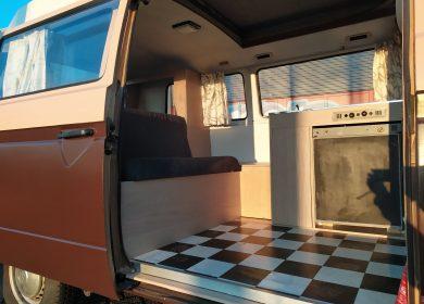 Volkswagen t3 camperbouw